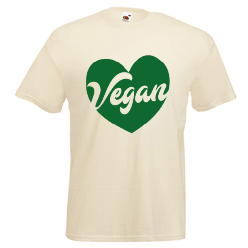Tricou personalizat Vegan