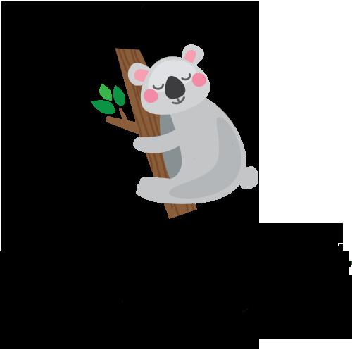 Koalaficat pentru imbratisari