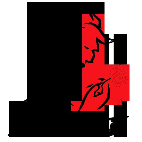 Cana Her Beast - trandafir
