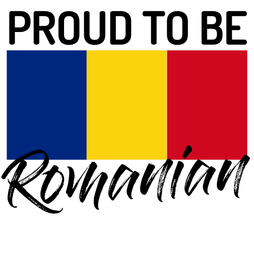 Sacosa Proud to be Romanian