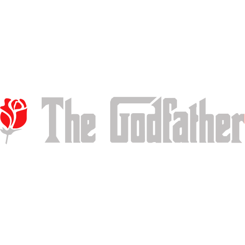 Panglica The Godfather trandafir