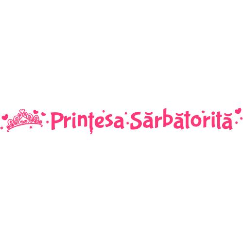 Panglica Printesa sarbatorita