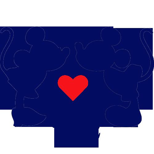 Perna Minnie & Mickey personalizata