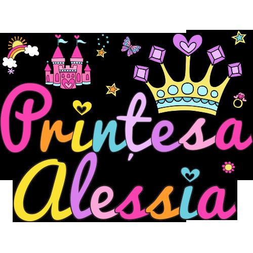 Perna personalizabila Printesa