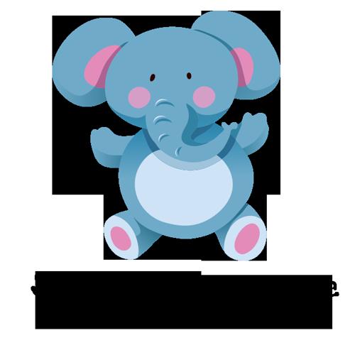 Sacosa de cumparaturi Elefant