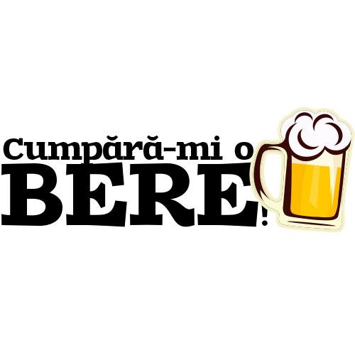 Tricou funny Cumpara-mi o bere