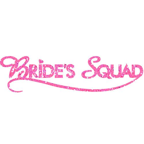 Tricou Bride's Squad