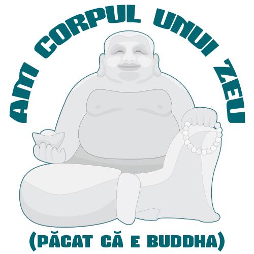 Tricou Corpul unui zeu