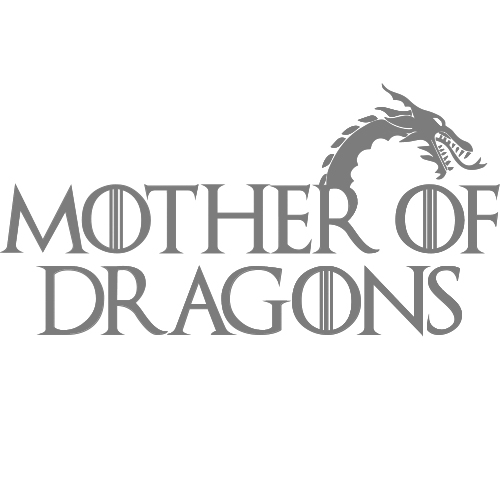 Tricou Mother of Dragons