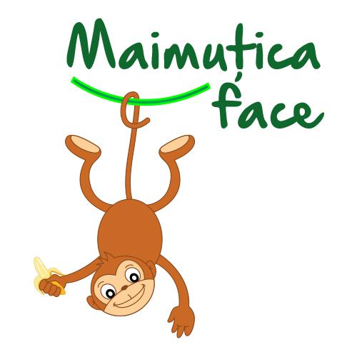 Tricou Maimutica face