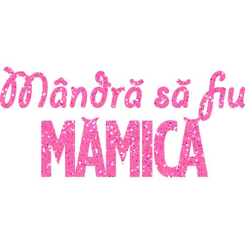 Tricou Mandra sa fiu mamica