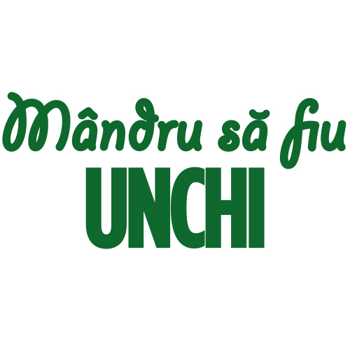 Tricou Mandru sa fiu unchi