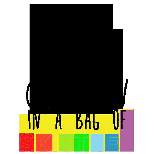 Tricou Skittles