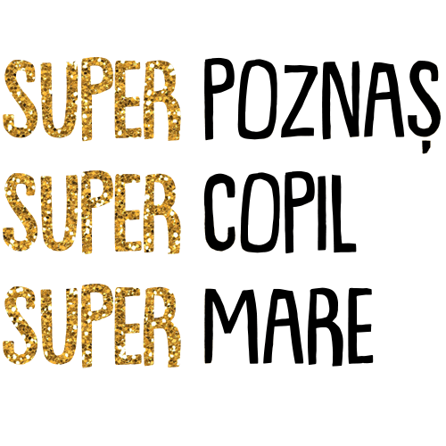 Super Copil Poznas